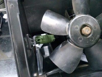 как поставить печку на ваз 2106